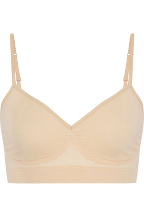 YUMMIE by HEATHER THOMSON Audrey stretch-jersey soft-cup triangle bra