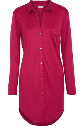 HANRO Carry stretch-modal jersey nightdress