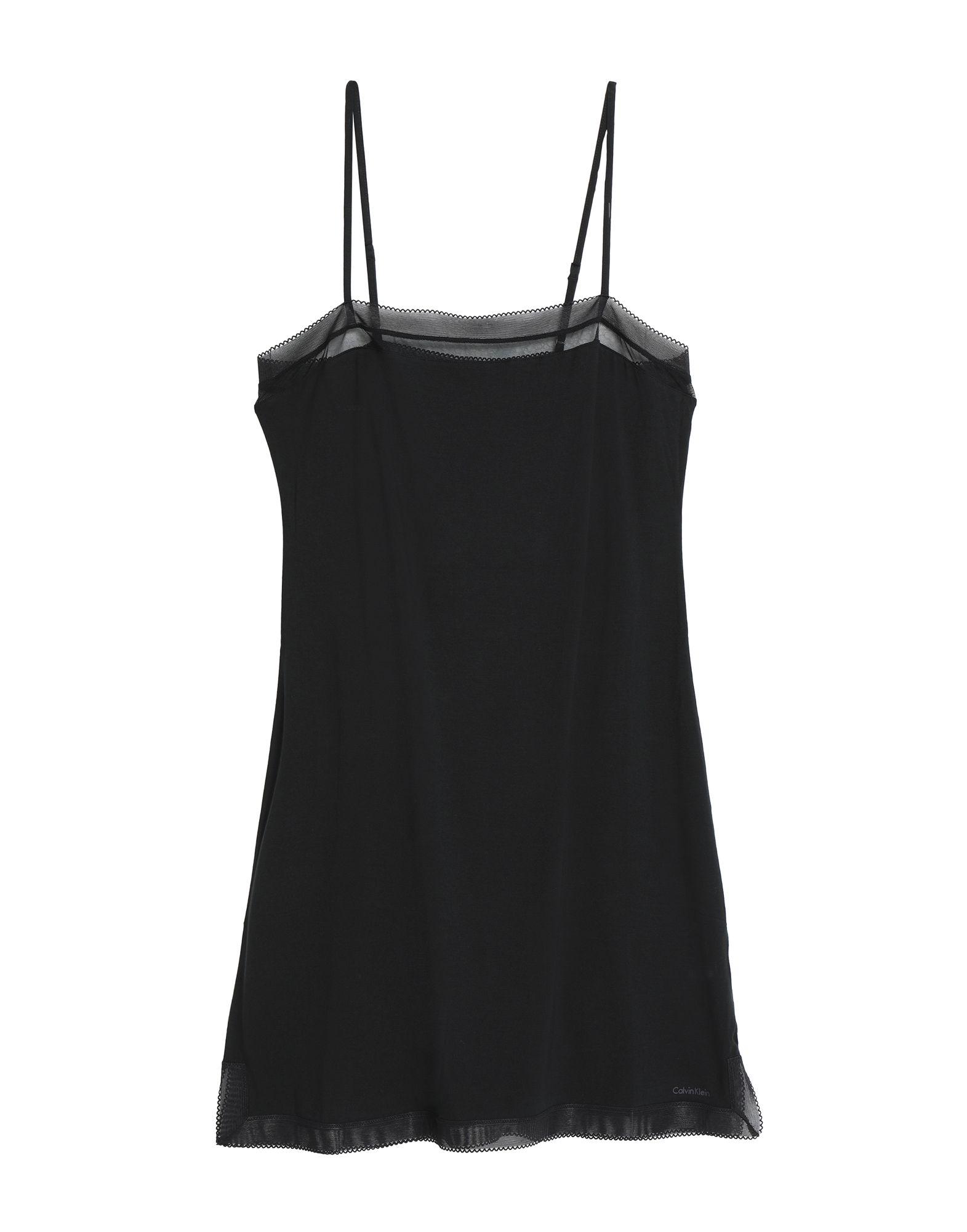 Slips in Black