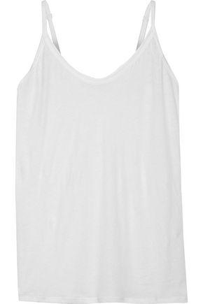 SKIN Pima cotton-jersey camisole