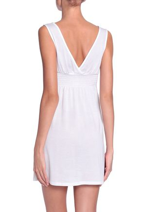 BODAS Cotton-jersey nightdress