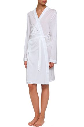 179fc6a4ca BODAS Cotton-jersey robe