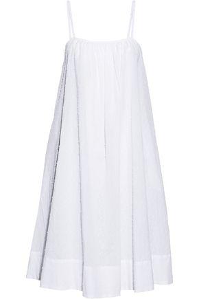 SLEEPY JONES スイスドット コットン ナイトドレス