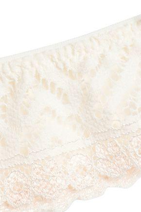 HEIDI KLUM INTIMATES Holly Rendezvous lace suspender belt