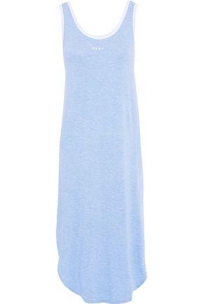DKNY Printed mélange jersey nightdress