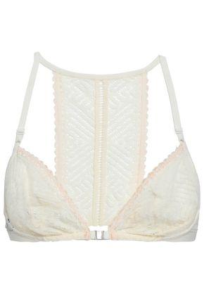 HEIDI KLUM INTIMATES Lace underwired soft-cup bra