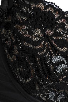 MIMI HOLLIDAY by DAMARIS Lace balconette bra
