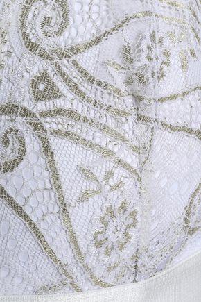 MIMI HOLLIDAY by DAMARIS Lace triangle bra