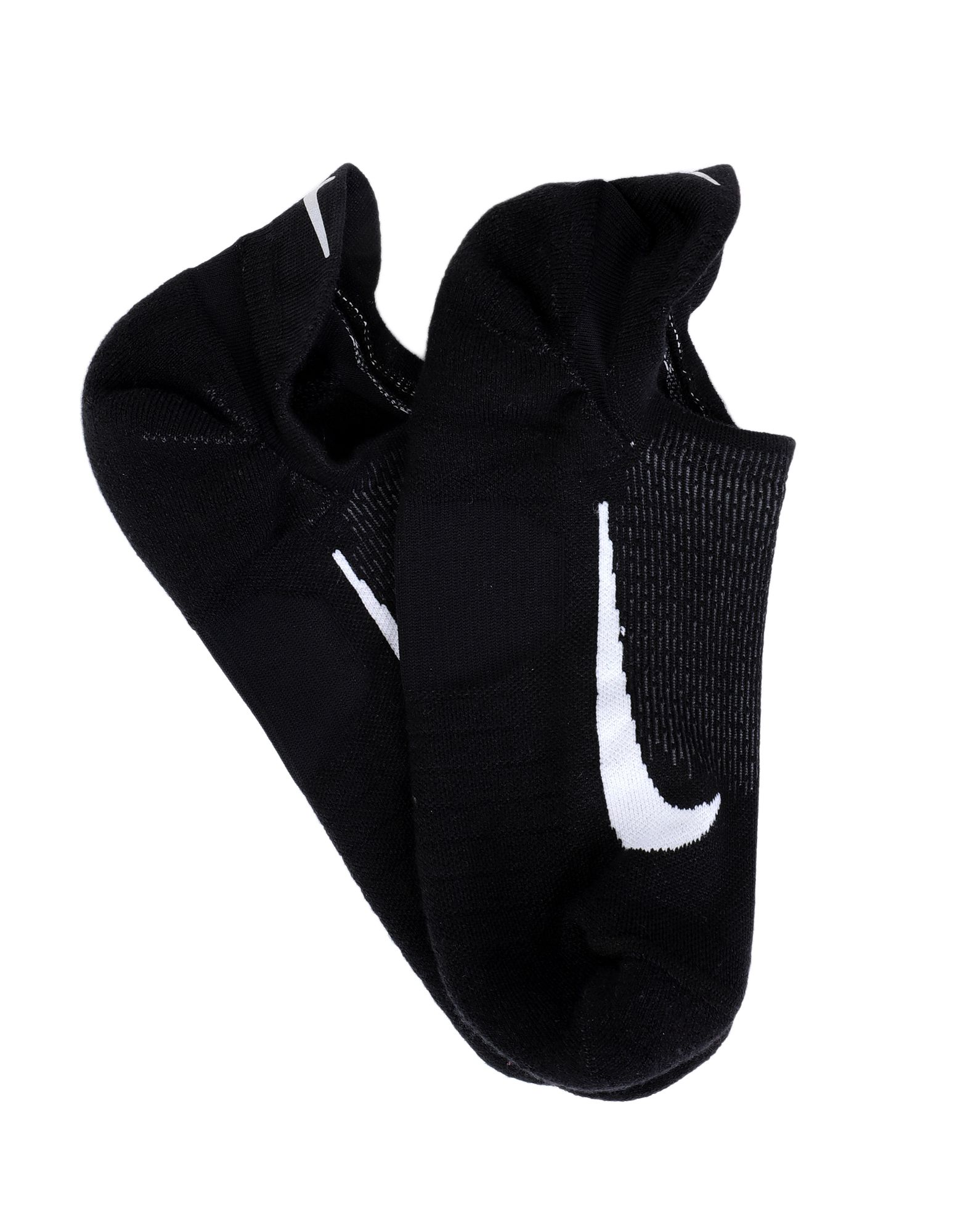 NIKE Короткие носки носки nike elite running cushion qtr sx4850 010