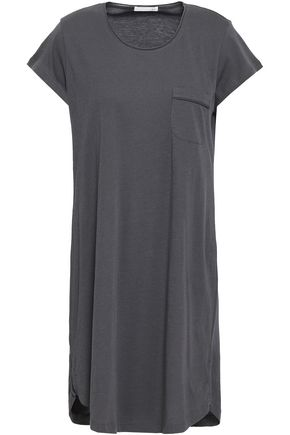 SKIN Supima cotton-jersey nightshirt