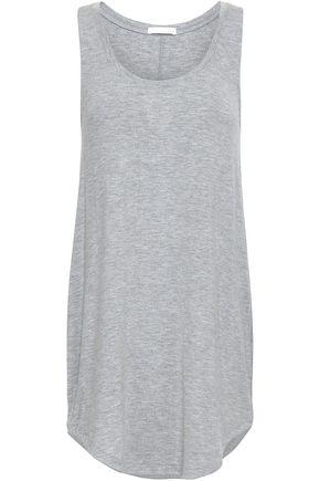 SKIN Stretch-jersey nightshirt