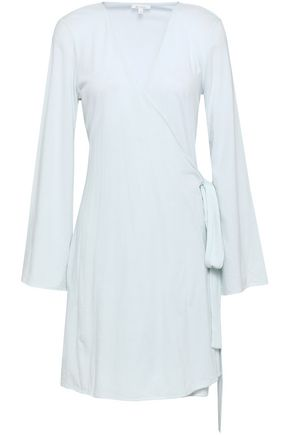 SKIN Karin cotton-jersey nightdress