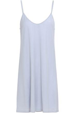 SKIN Pima cotton-jersey chemise