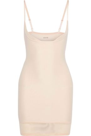 YUMMIE by HEATHER THOMSON Mesh-trimmed stretch slip