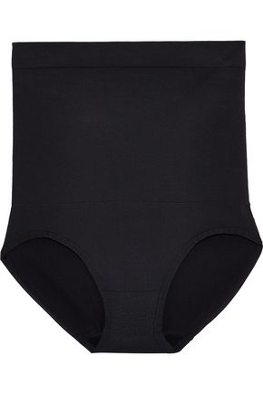 YUMMIE by HEATHER THOMSON Stretch-jersey high-rise briefs