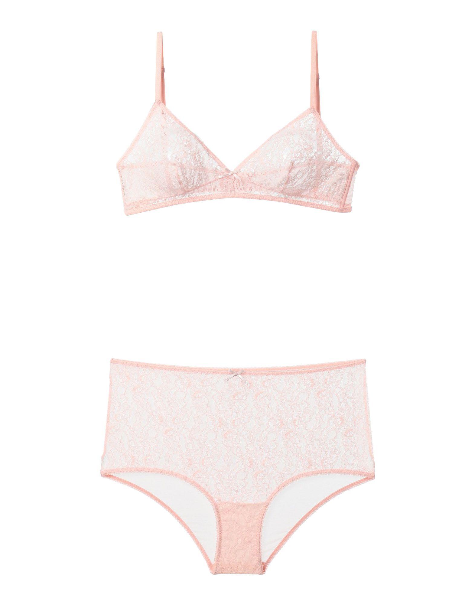 LAURA URBINATI Комплект белья комплект белья pink lipstick