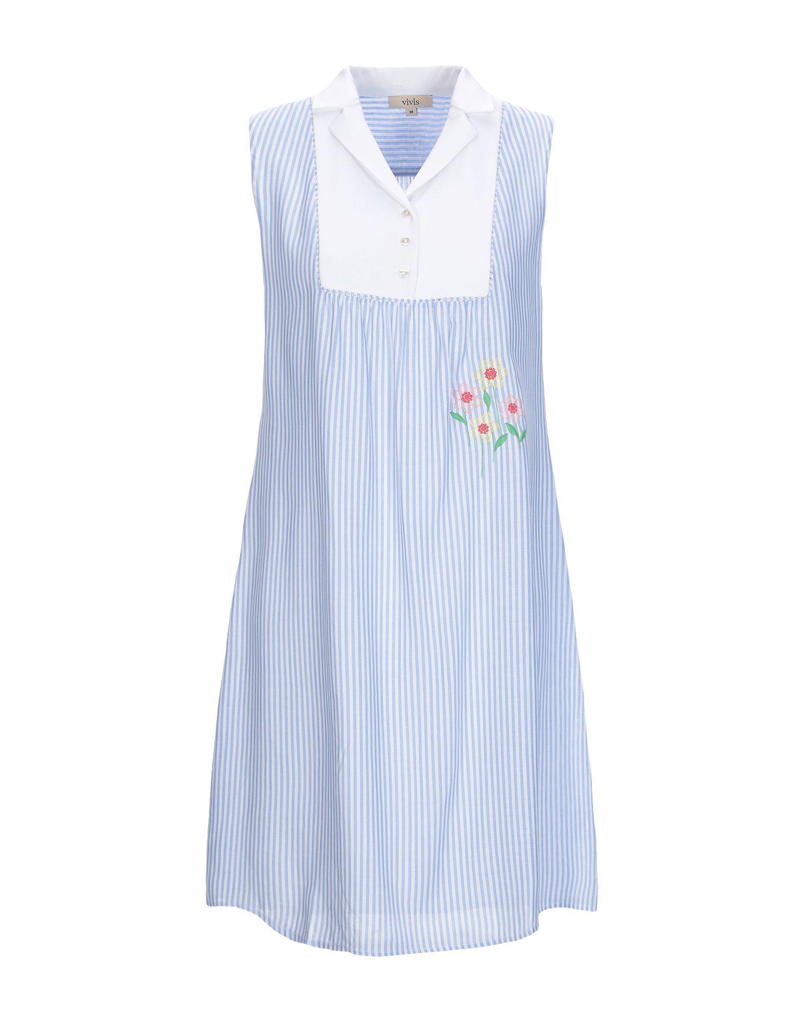 VIVIS Ночная рубашка ночная рубашка с кружевом olala