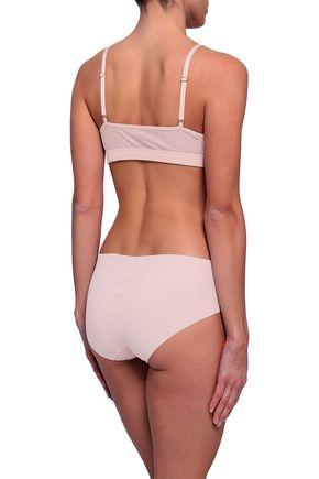COMMANDO Stretch-jersey soft-cup triangle bra