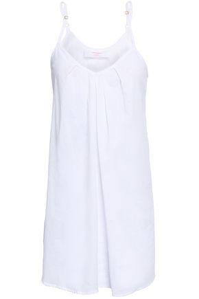 COMMANDO Pleated cotton chemise