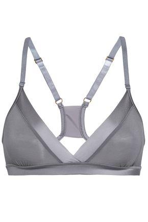 COMMANDO Stretch-Micro Modal soft-cup triangle bra