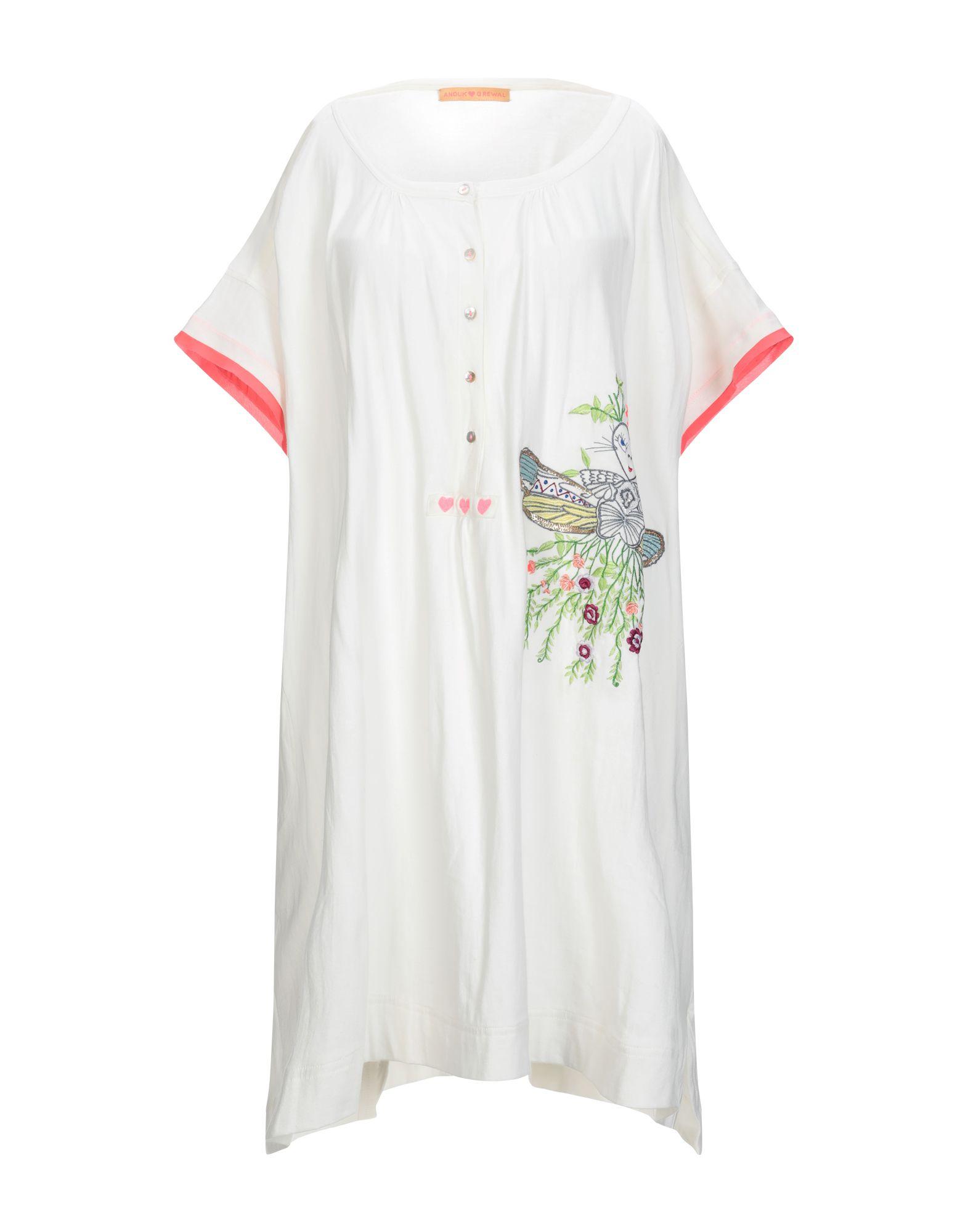 ANOUK GREWAL Ночная рубашка недорго, оригинальная цена
