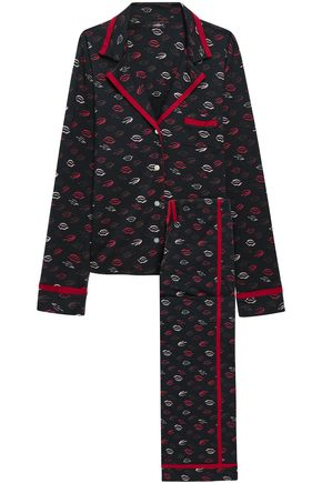 COSABELLA Printed Pima cotton and modal-blend pajamas