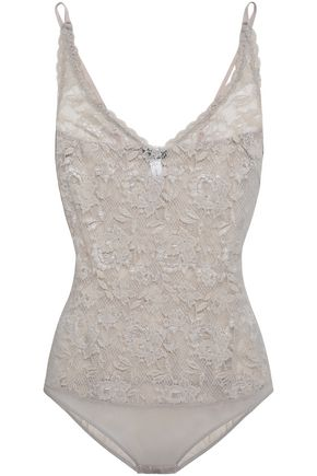 COSABELLA Never Say Never lace bodysuit