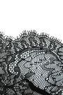 STELLA McCARTNEY Silk-blend satin and lace soft-cup triangle bra