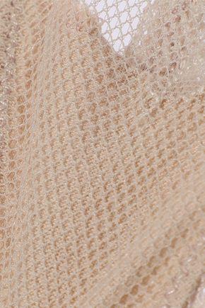 EBERJEY Aurora lace low-rise thong