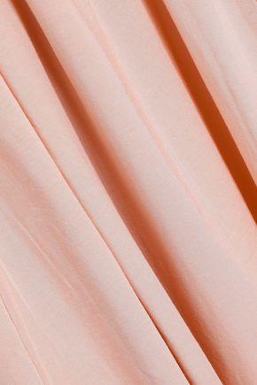 EBERJEY Lace-trimmed stretch-modal jersey chemise