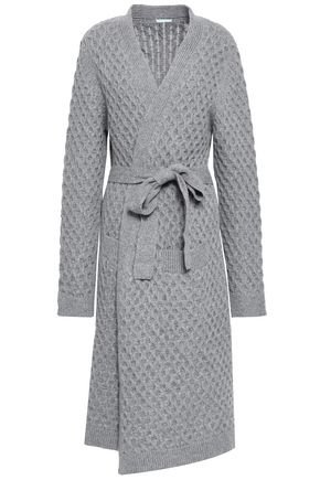 EBERJEY Cable-knit robe