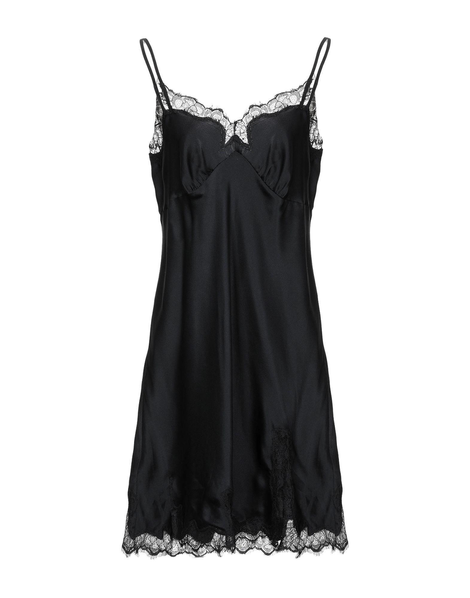 TWIN-SET LINGERIE Комбинация black sexy v neck lace up design cut out lingerie set