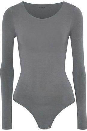 4d71323f60 YUMMIE by HEATHER THOMSON Stretch-jersey bodysuit