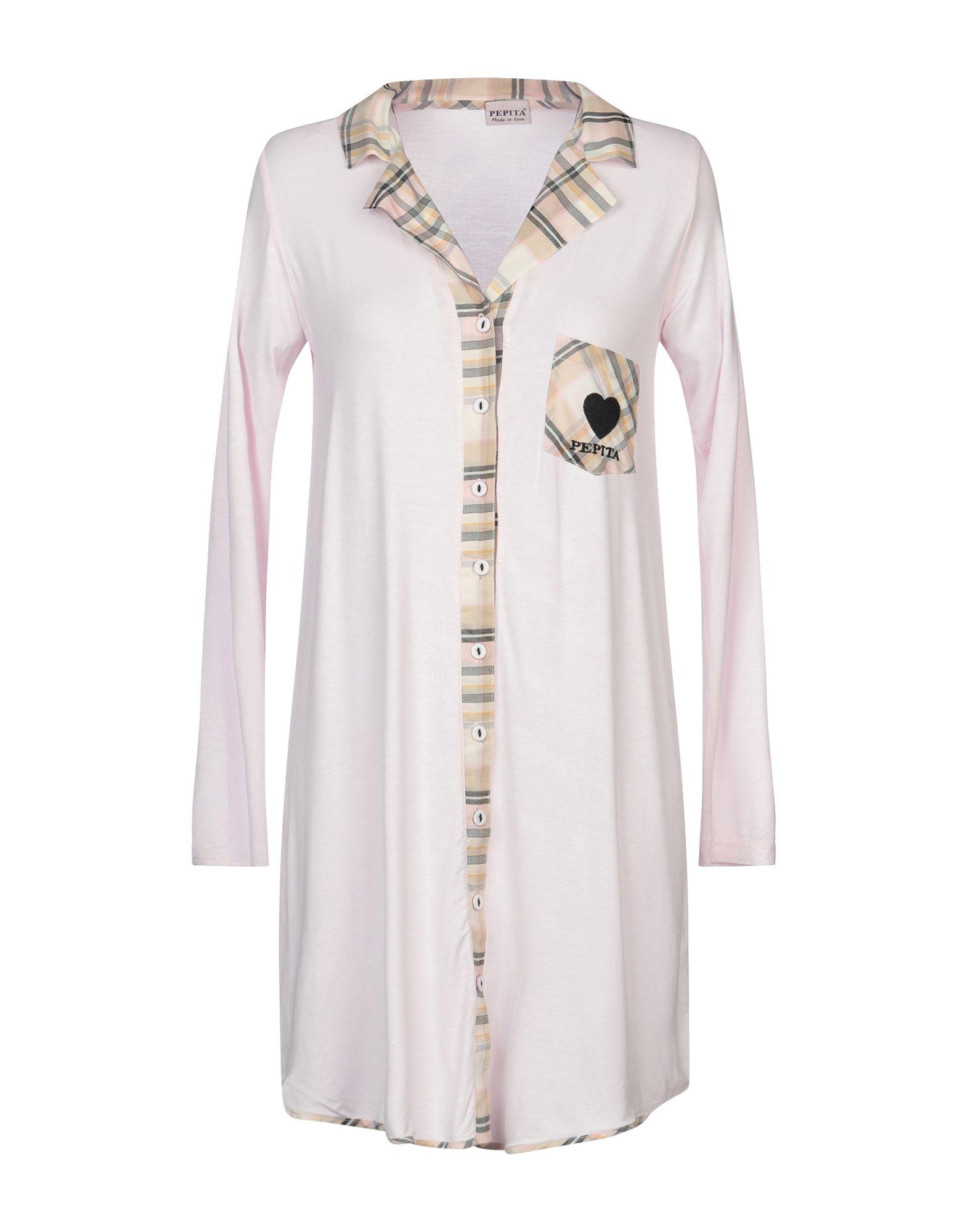 PEPITA Ночная рубашка ночная рубашка с кружевом olala