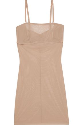 YUMMIE by HEATHER THOMSON Stretch-mesh slip