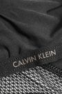 CALVIN KLEIN Mesh and stretch-jersey low-rise thong