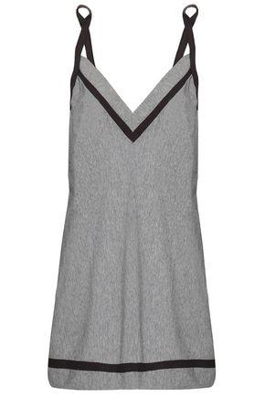 COSABELLA   Cosabella Striped Stretch-Modal Jersey Nightdress   Goxip