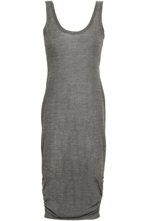 COSABELLA Ruched knitted nightdress