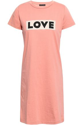 LOVE STORIES T-bird printed cotton-jersey nightshirt