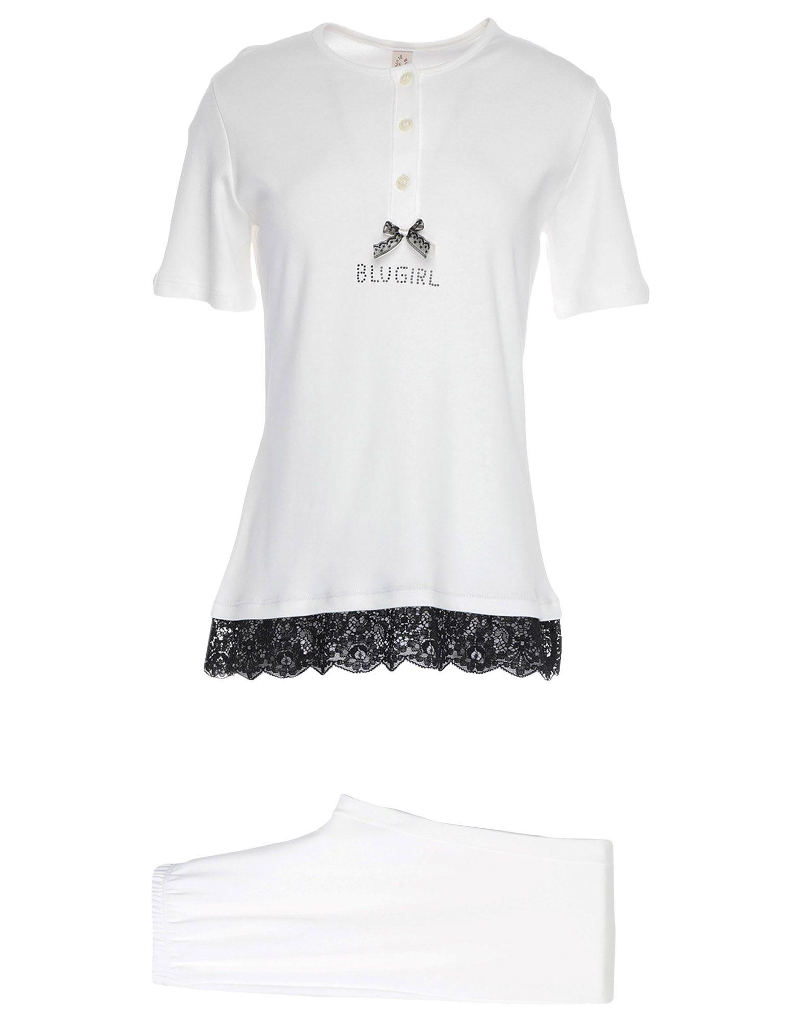 купить BLUGIRL BLUMARINE UNDERWEAR Пижама по цене 6500 рублей