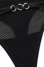 WOLFORD Embellished tulle low-rise thong