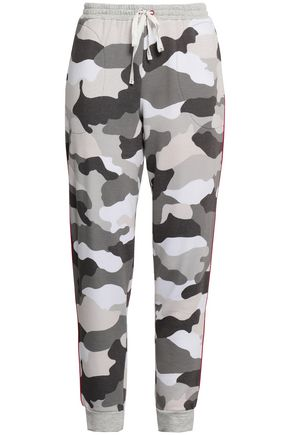 DKNY Printed fleece pajama pants