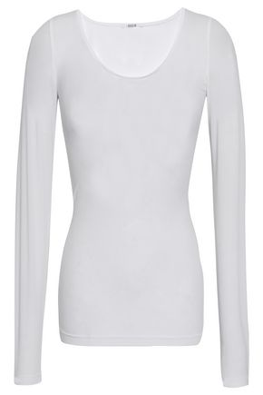 WOLFORD Buenos Aires stretch-knit top