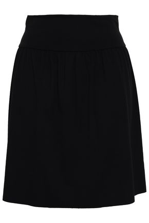 WOLFORD Stretch-modal mini skirt