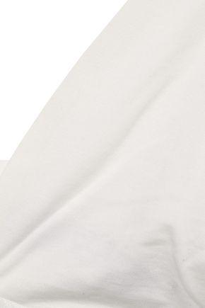CALVIN KLEIN UNDERWEAR Stretch-jersey triangle bra