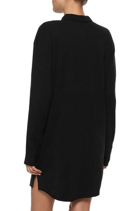 SKIN Kiana Pima cotton nightshirt