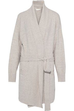 SKIN Pima cotton-blend terry robe