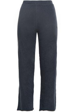 SKIN | Skin Pima Cotton-Jersey Pajama Pants | Goxip