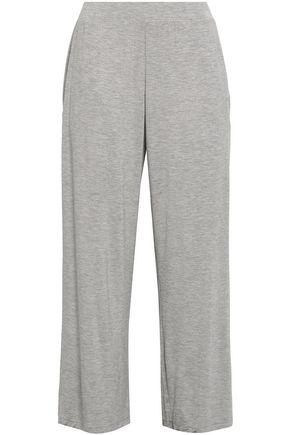 SKIN | Skin Mélange Jersey Pajama Pants | Goxip