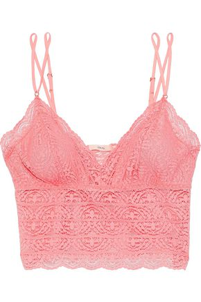 EBERJEY Delfina The Classic stretch-lace bralette